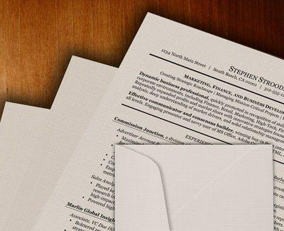 Resume Paper - Resume Cv
