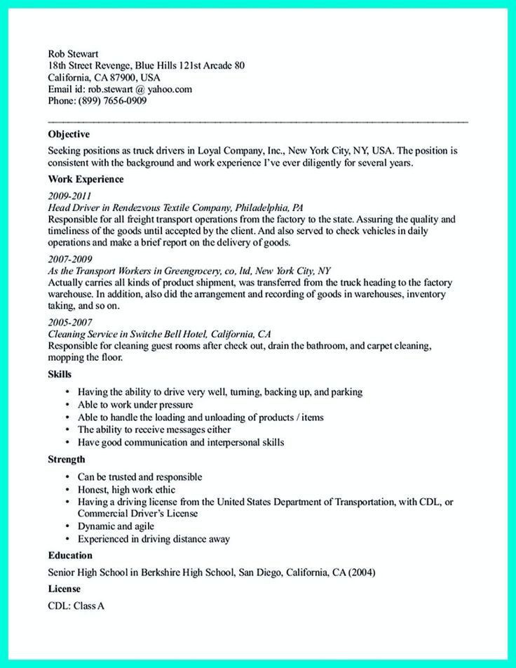 14 best Resume Help images on Pinterest | Resume help, Resume ...