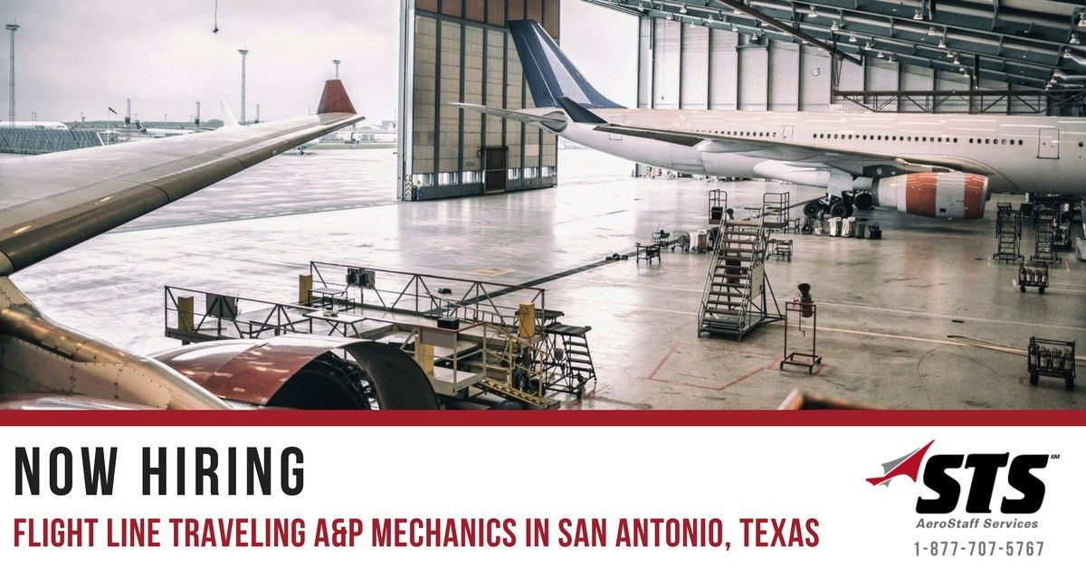 Aircraft Mechanic Jobs In Texas - The Best Of Aircraft 2017