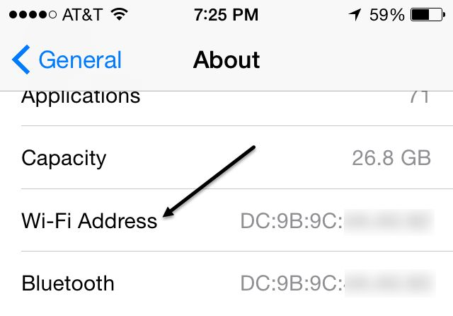 How to Determine or Find Your MAC Address