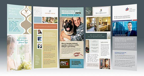 Create effective DL flyers quickly and affordably with ...