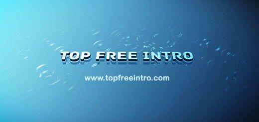 Blender Intro Template #35 | topfreeintro.com