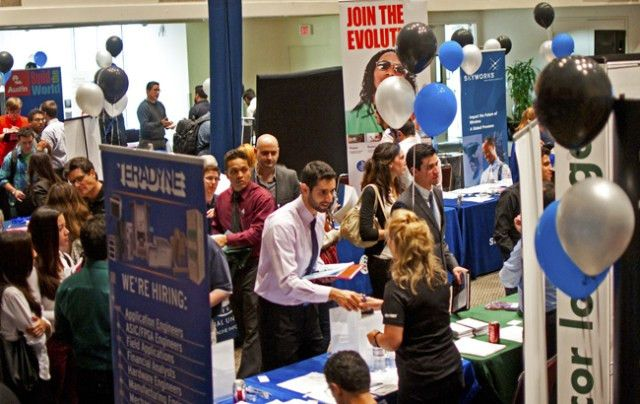 Tech Fest offers jobs, internships for science, engineering ...