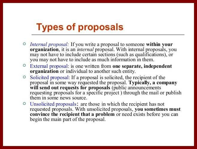 example business proposal business proposal templated business ...