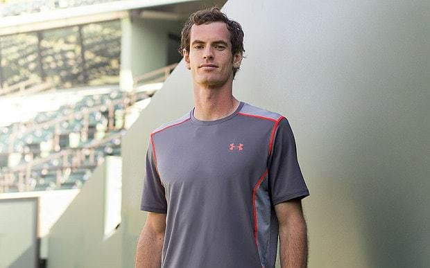Andy Murray poised to confirm four-year kit deal with Under Armour ...