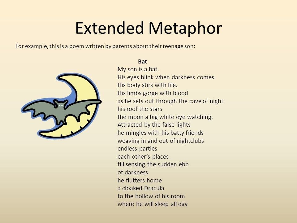 Metaphor Poem Examples | World of Examples