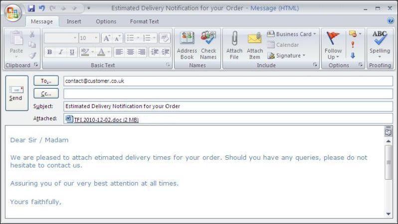 Sage Back Order Management System
