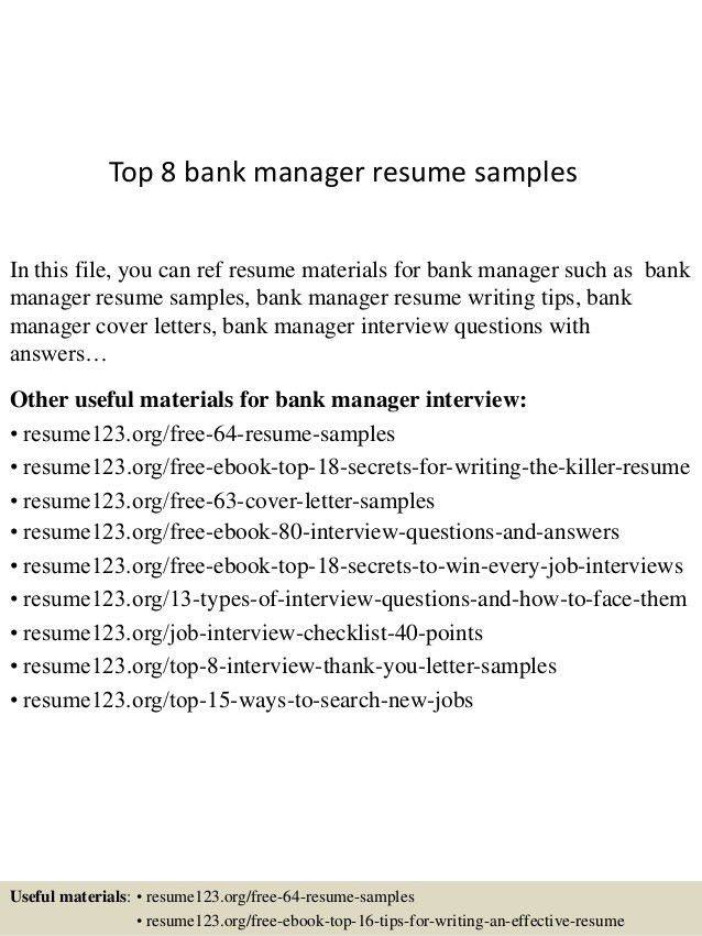 sample bank manager resume best solutions of hotel manager resume