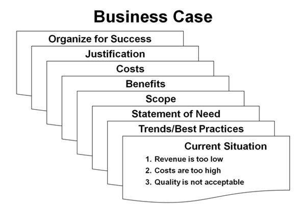 Business Case Template Powerpoint | Template Idea