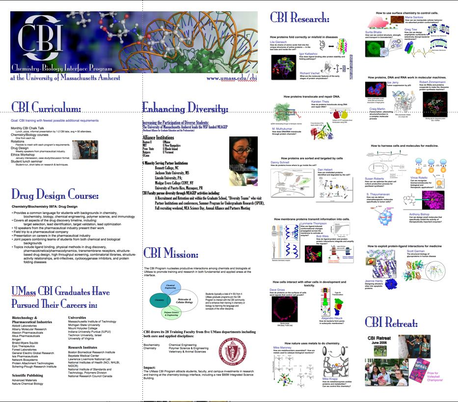 chemistry poster presentation template free powerpoint scientific ...