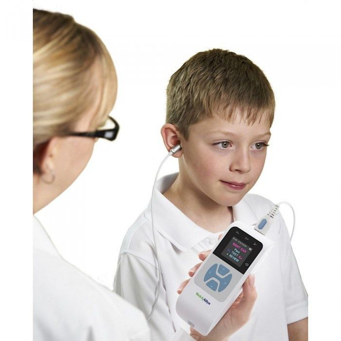 Welch Allyn OAE Hearing Screener - OAE's (Otoacoustic Emissions ...