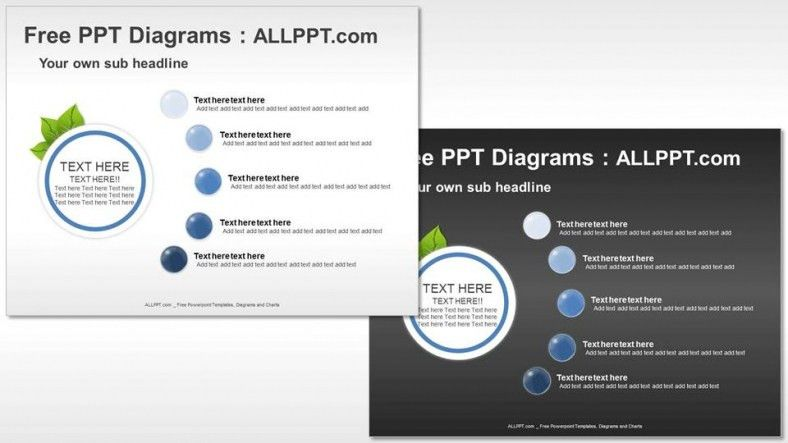 6 Spheres Agenda PPT Diagrams + Download Free + Daily Updates +