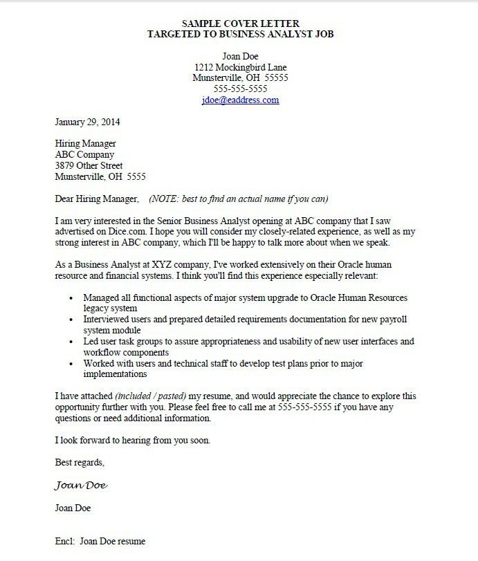 Cover Letter For Job - http://topresume.info/cover-letter-for-job ...