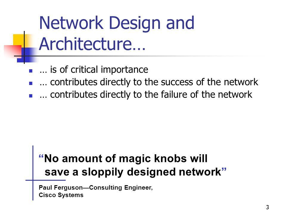 1 Resilient Network Design Concepts Sunday Folayan. - ppt download
