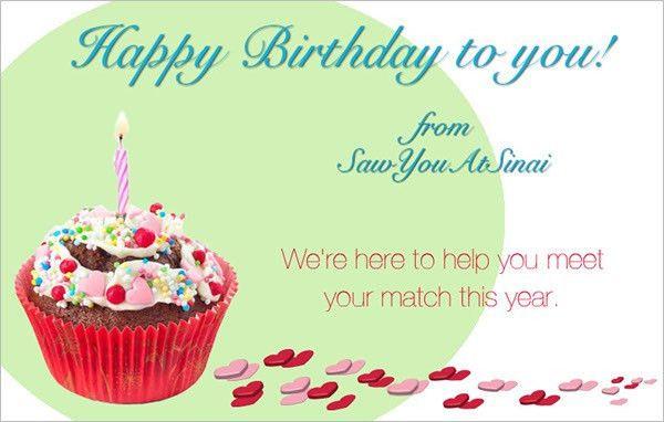 Happy Birthday Email Templates || Free & Premium Templates ...