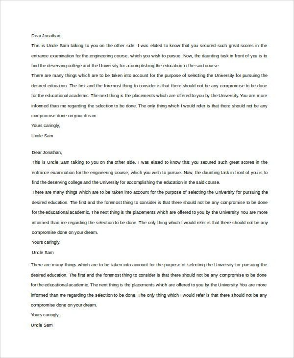 Sample Reference Letter - 19+ Free Documents Download in Word, PDF