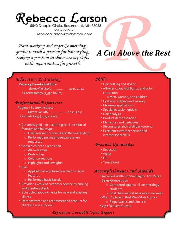 41 best employment images on Pinterest | Resume ideas, Resume ...