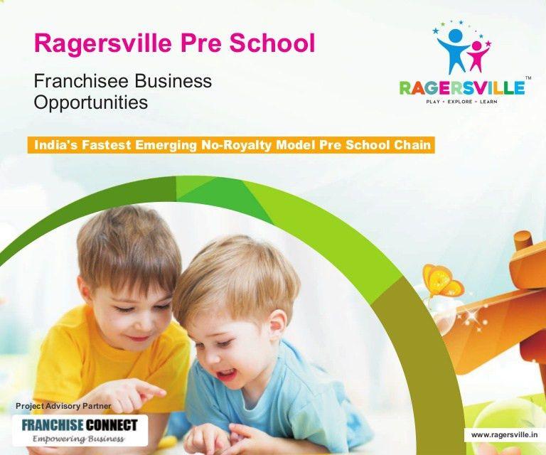 Ragersville Pre School Franchise Brochure