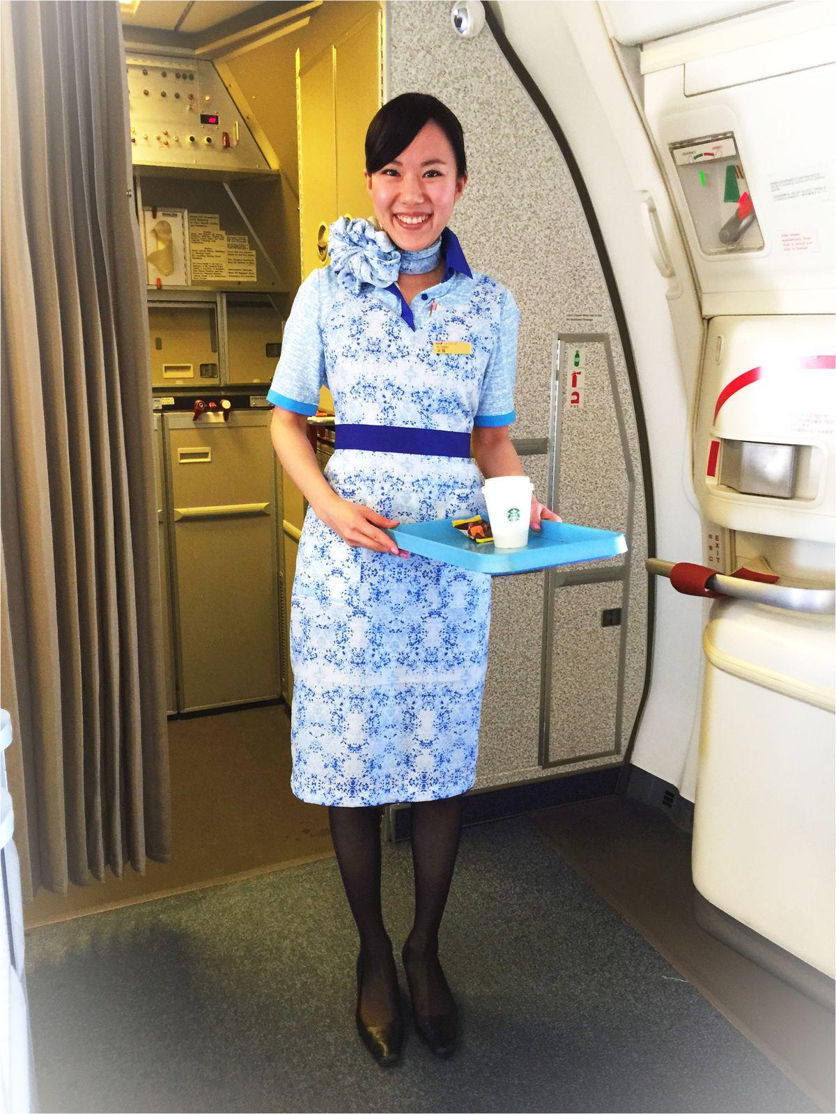 Aurora Airlines Stewardess nataliyazhidkova Kashakau0027s Pre