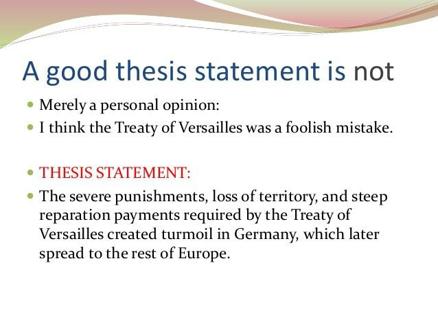 example of thesis statement in an essay thesis in essay thesis ...