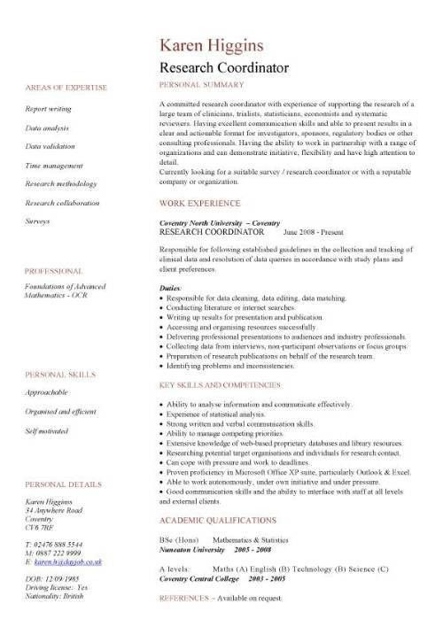 Download Academic Resume Examples | haadyaooverbayresort.com