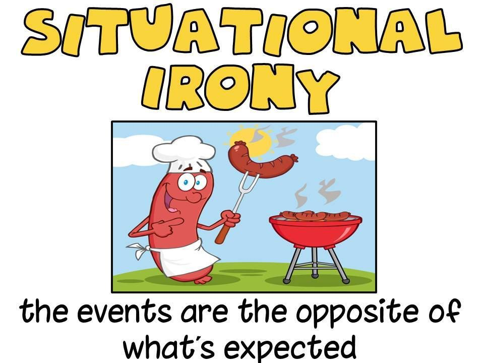 Verbal Irony - ppt download