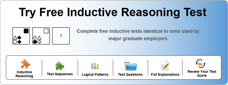 Tricky Questions in Inductive Logical Test - graduatewings.co.uk