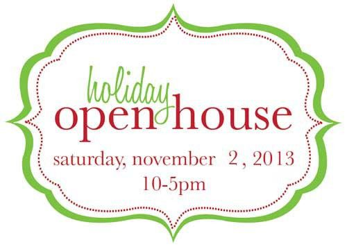 Holiday Open House Clipart (67+)