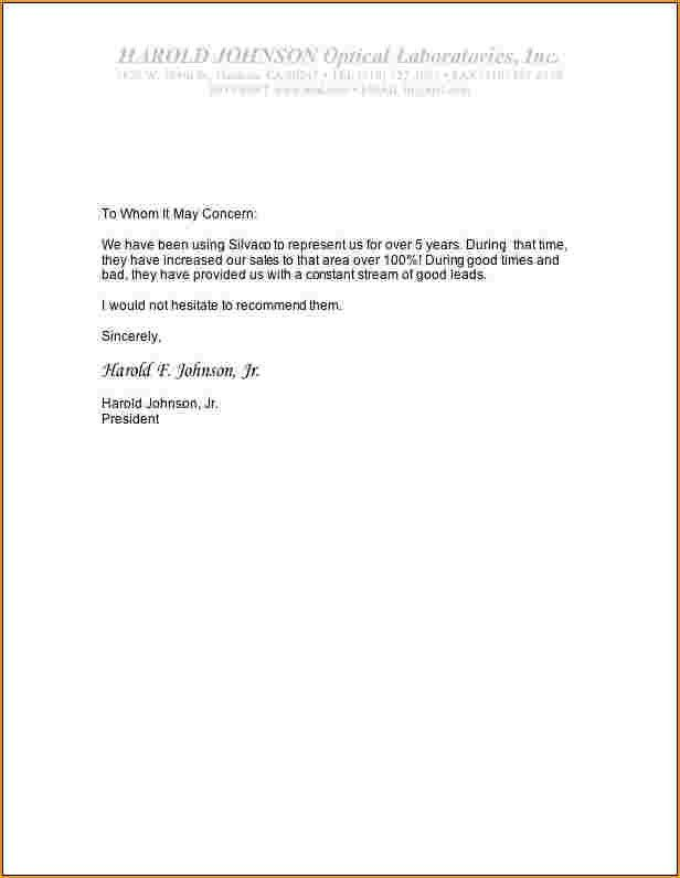 7+ personal reference letters | Questionnaire Template