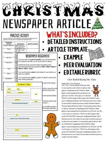 Best 20+ Newspaper article format ideas on Pinterest | Newspaper ...