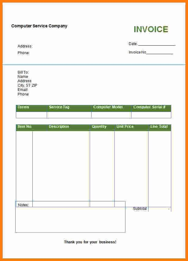 8+ invoice sample in word | ledger paper