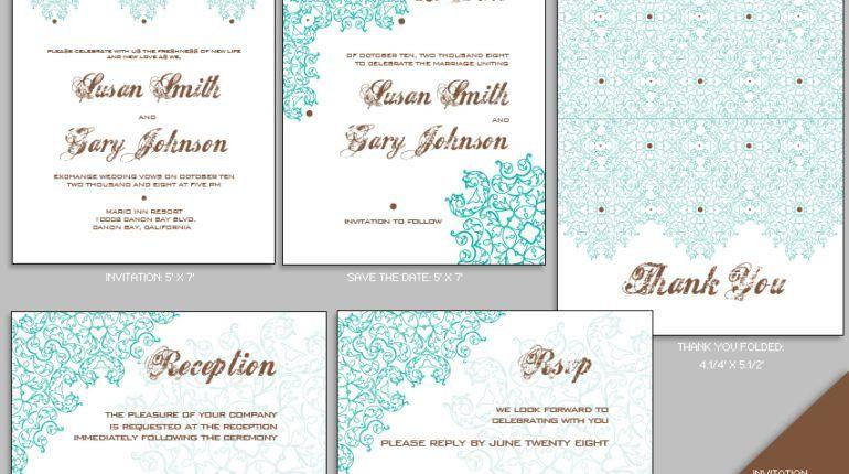 20 Best Photo Of Free Wedding Invitation Templates Ideas - DIY ...
