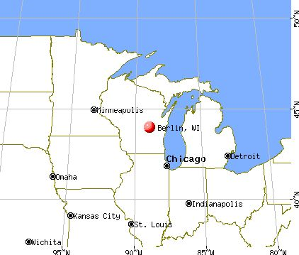 Berlin, Wisconsin (WI 54923) profile: population, maps, real ...