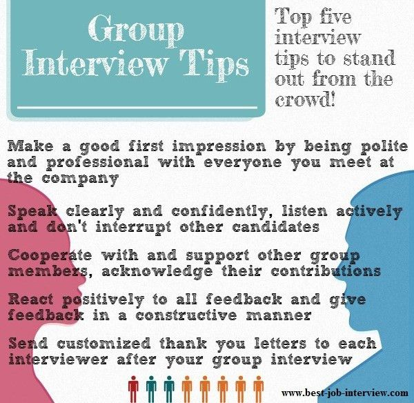 Typical Group Interview Questions and Answers
