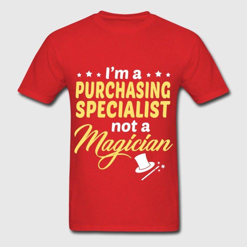 Purchasing Specialist T-Shirt | Spreadshirt
