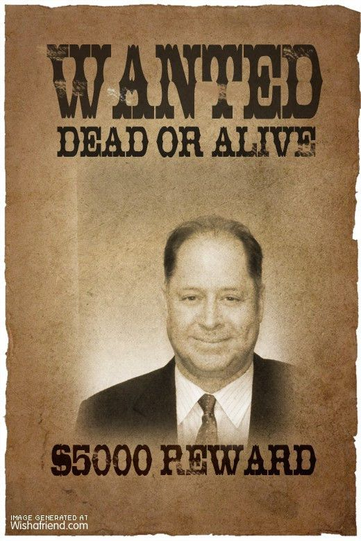 A Comparison of Free Online Wanted Poster Creators | Hugh Fox III
