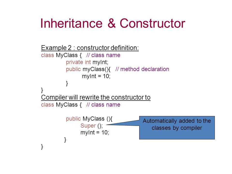 Intro to OOP with Java, C. Thomas Wu Inheritance and Polymorphism ...