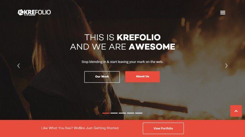 Startup Landing Page Templates | Free & Premium | Free & Premium ...