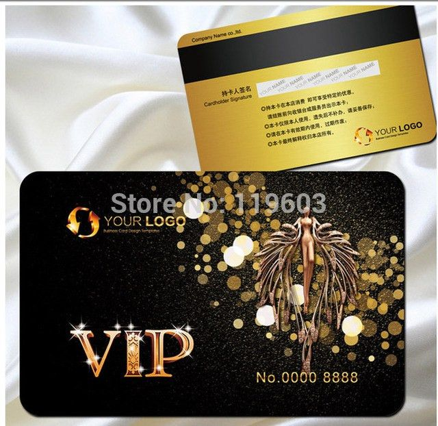 Online Shop get free templates from us, come on!VIP Card QR Code ...