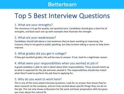 Copywriter Interview Questions