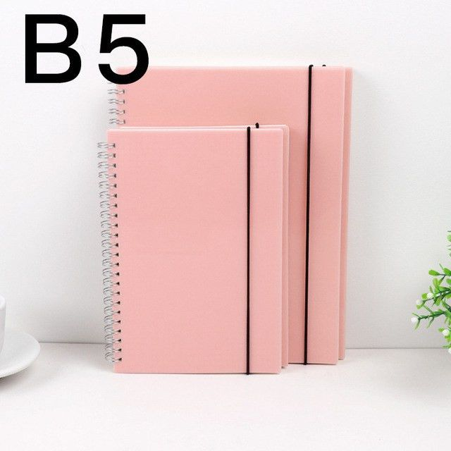 Brief Business Fashion Notebook B5 Grid/Dot/Blank/Lined Paper 80 ...