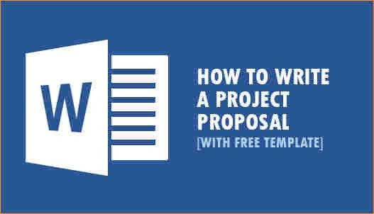 Free project proposal template - Business Proposal Templated ...