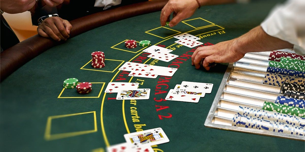Casino Dealer School - Anne Arundel Community College