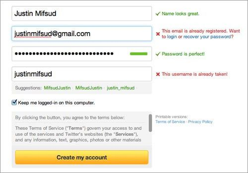 An Extensive Guide To Web Form Usability – Smashing Magazine