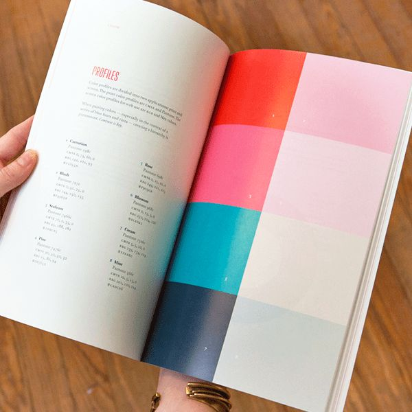 Brand Guidelines Book Template | Made by Sidecar | By designers ...