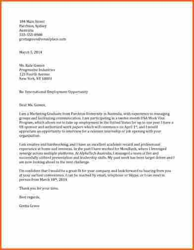 5 work application letter - Budget Template Letter