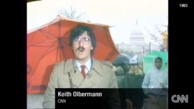 Keith Olbermann's TV Resume Through the Years | Hollywood Reporter