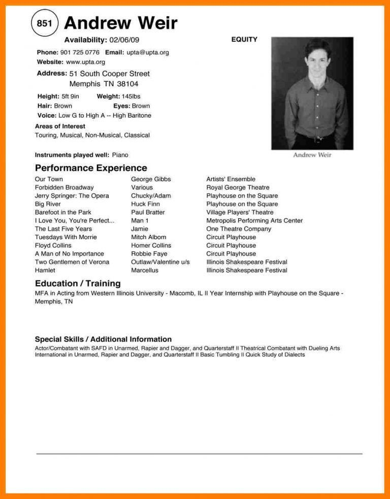 bold idea modeling resume template 12 5 model resume example