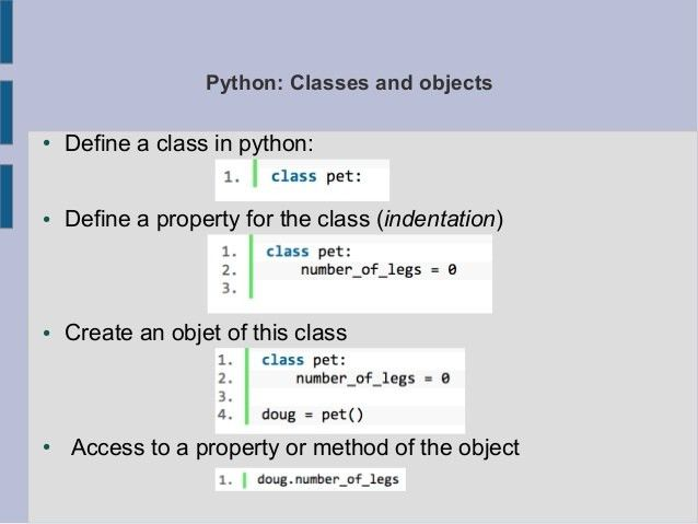 CLTL python course: Object Oriented Programming (1/3)