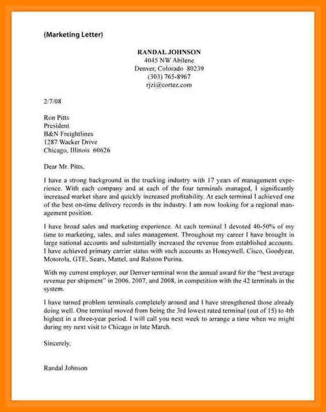 Sample Cover Letter For Event Management Company